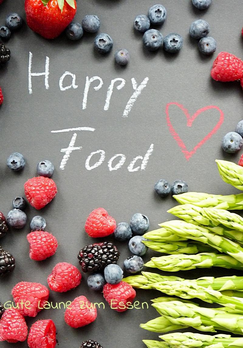 Was ist Happy Food - Glück zum Essen