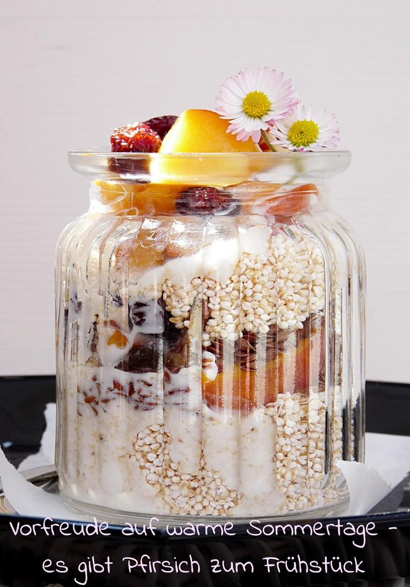 HappyFood Frühstück im Glas
