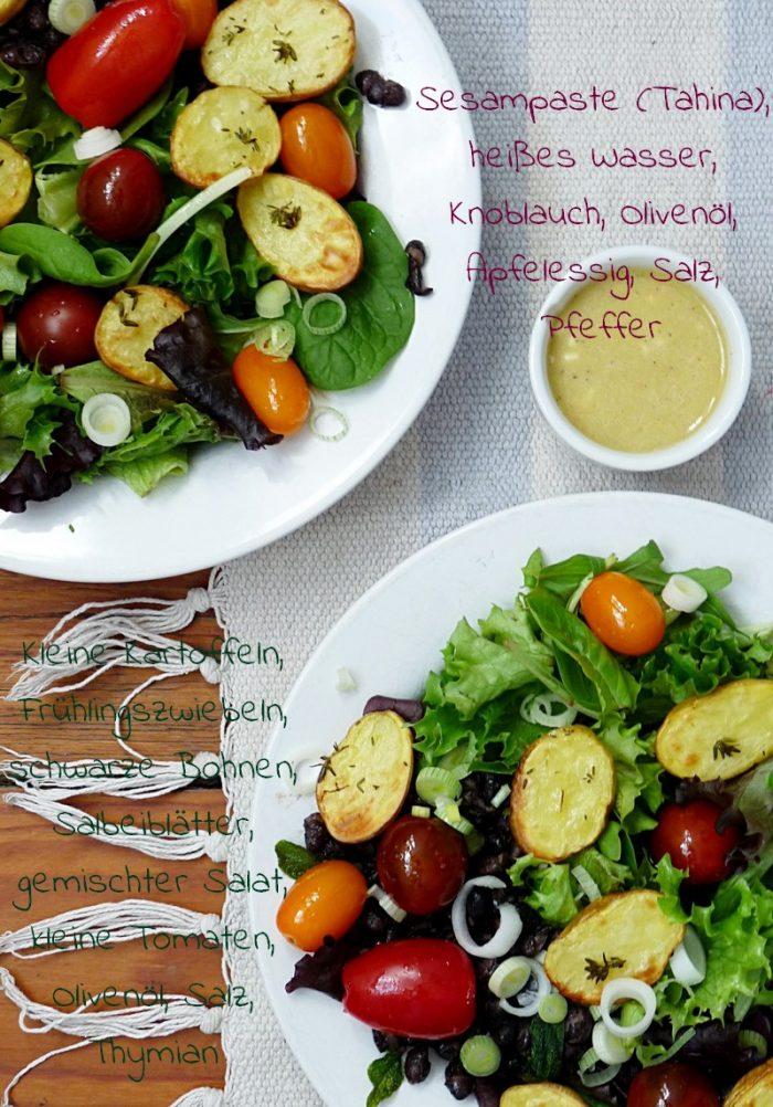 mein Happy Food Salat