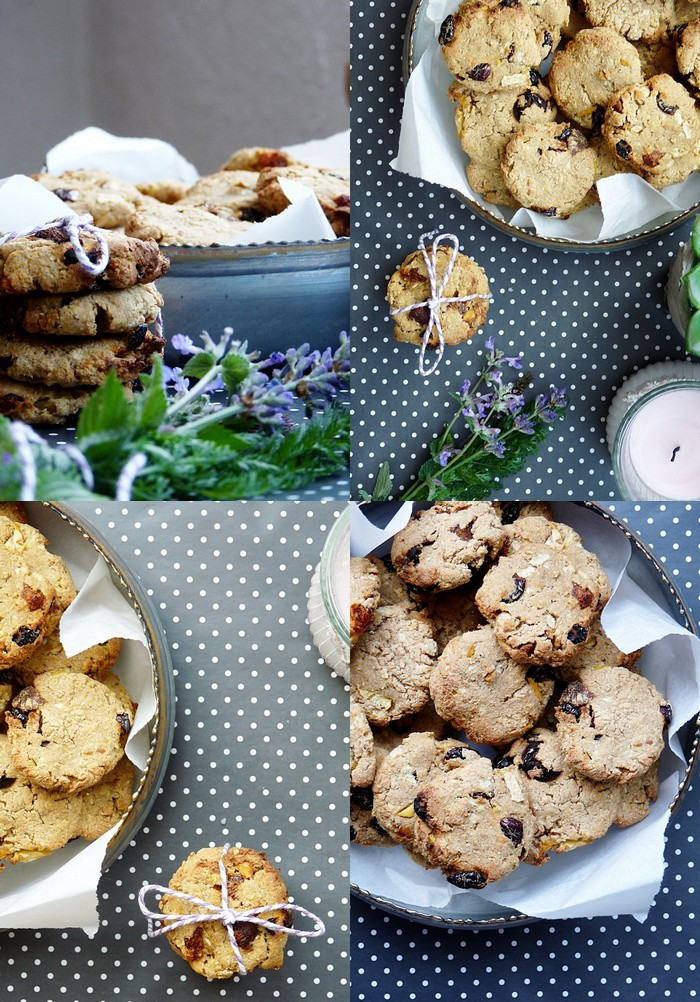 Kekse für Kleinkinder ohne Zucker