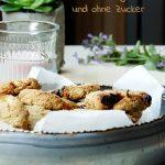 Kinder Kekse ohne Zucker backen