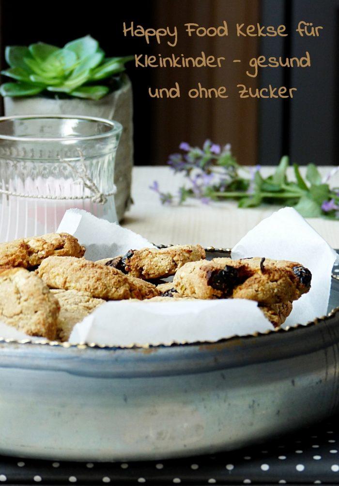 happy food kekse f r kleinkinder gesund und ohne zucker. Black Bedroom Furniture Sets. Home Design Ideas