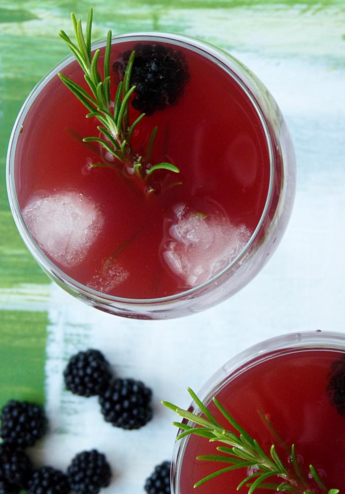 Alkoholfreie Cocktails für heiße Tage