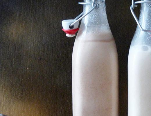 Gesunde Pflanzenmilch selber machen