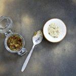 Fruchtiges Pesto mit Hanfsamen_1